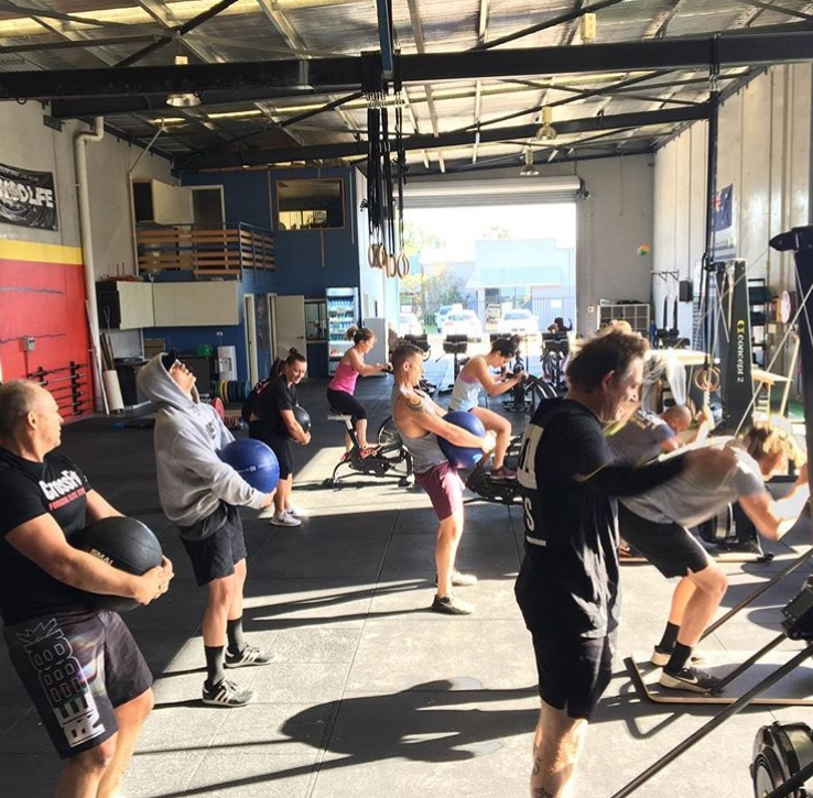 CrossFit in Penrith